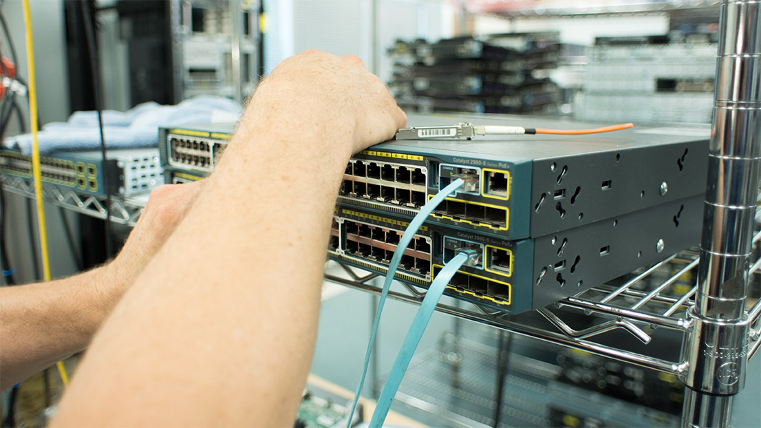 Networking Hardware Service Contracts