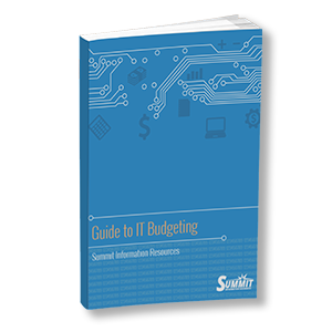 Ebook budgeting guide for IT professionals and IT managers